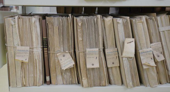 archivio documenti Conservatoria