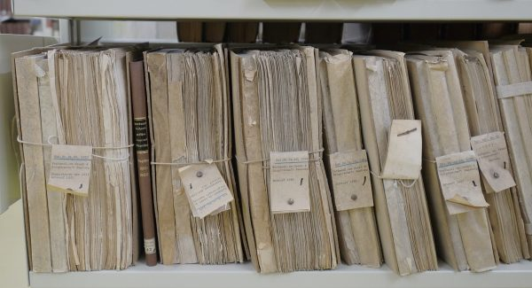 archivio documenti Conservatoria