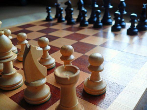 studiare la concorrenza è come una partita a scacchi