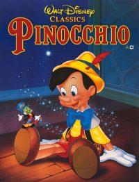copertina film Pinocchio